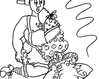 adult sex coloring etsy