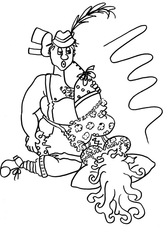 porn coloring book pages - photo#23