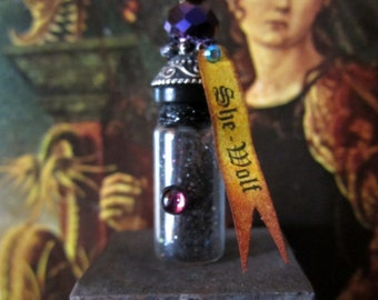 She~Wolf Potion dollhouse miniature in 1/12 scale