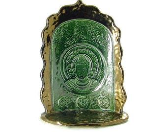 BUDDHA SHRINE Handmade Ceramic Pottery