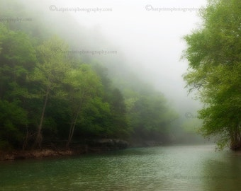 Foggy Mountain River