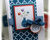 Stampin' Up Get Well Soon Card