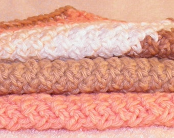 Set Of 3 Wash Cloths
