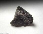 Extraterrestrial Darwin Glass Tektite, Rare Australian Impactite // Crown Chakra // Crystal Healing // Mineral Specimen