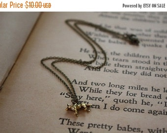 ON SALE Wolf Necklace - Wolf Spirit Animal - Wolf Animal Totem