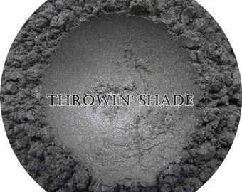 Loose Mineral Eyeshadow-Throwin' Shade