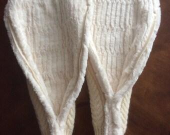 Long Woolen Arm Warmers