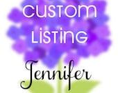 Custom Listing for Jennifer ~ 20 Ivory mini pillow boxes with logo