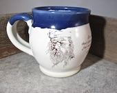Harry Potter - Dumbledore - Choices Mug  -- by Blaine Atwood - item 3539