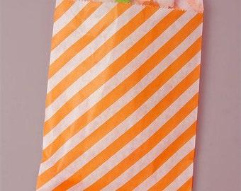 Orange Party Favor Bags (PB-105)