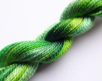 Greenwood Hand Dyed Tencel Thread Size 8