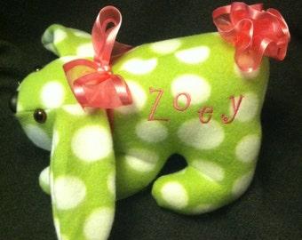 Cuddly Bunny, Memory Bunny custom order