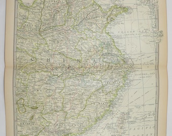 Antique Maps Vintage Maps And Old Prints By OldMapsandPrints - Map 0f argentina