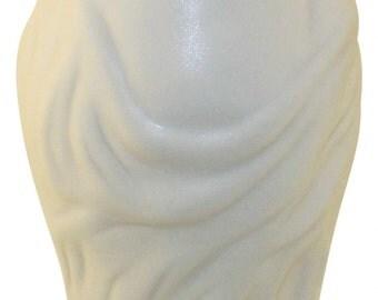 Van Briggle Pottery 1990s Lorelei Ivory Vase