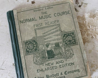 Music Course, First Reader
