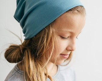 Cotton Beanie  (available in 9 colours)