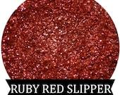 Sparkly Red Eyeshadow RUBY RED SLIPPER