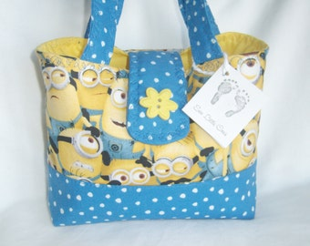 Minion Children Handbag