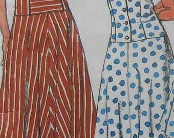 Sundress Sewing Pattern McCalls 2538 UNCUT Sizes 12-16