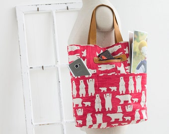 50% Off! - 1130 Ayana Tote Bag PDF Pattern - New Release Sale!