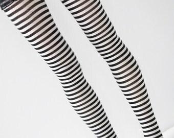 Striped stockings for SD super dollfie dolls volks bluefairy luts soom stripes