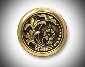 Gold Scottish Thistle Mens Lapel Pin Outlander Jewelry Groomsmen Gift Unisex Bridal Celtic Jewelry Tie Tack