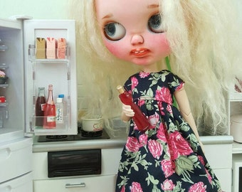 D Blythe cotton dress