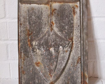Vintage Tin Roof Tile
