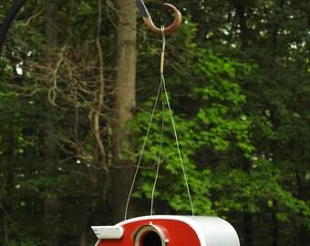 Camper Birdhouse Hanger