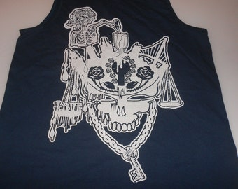 Men's Tank Top - Cup Runneth Over