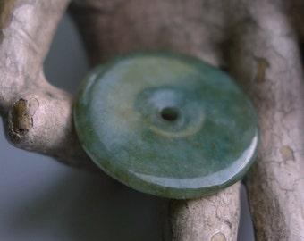 Vintage Jade Pi Bead