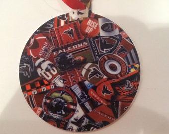 Atlanta Falcons Ornament Sale
