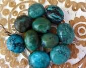 Destash  turquoise nuggets