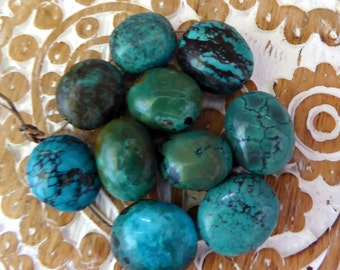 Destash turquoise nuggets