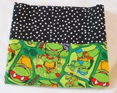 CLEARANCE Teenage Mutant Ninja Turtles Pillow Case, Pillowcase, Standard Pillow Case, Bedroom Decor, Pillow Cover, Kid Pillow Case, Boy gift