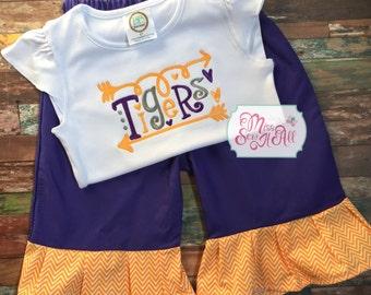 Arrow Tigers Capri Set