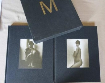 Herb Ritts Men Women Book Limited Edition 1989 6th Ed.
