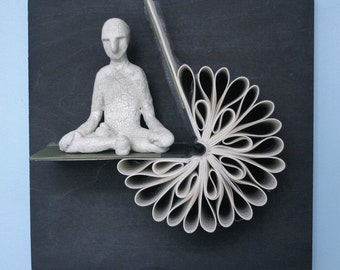 Meditator (Original Sculpture)