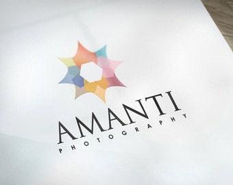 Logo Design, photography logo design, photography logo, business logo design, branding, watermark, premade logo design, flower logo