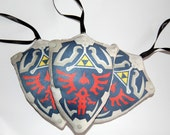 The Legend of Zelda Hyrule Shield Plushies