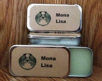 Mona Lisa Solid Perfume Balm - Going out of Business Sale