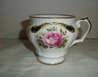 Queen's Rosina China Co. Ltd. Fine Bone China Tea Cup