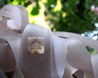 Rayon Seam Binding Ribbon Sand Dollar Beige