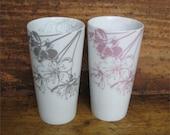 Yamamoto Kansai Porcelain Tumblers Kansai and Momoyama
