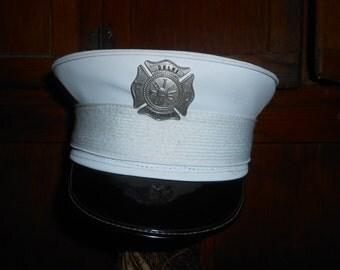 Mens Hats Vintage Hats Firemans Hat Emblem Fire Emblem Mens Accessories Historical Vintage Accessories