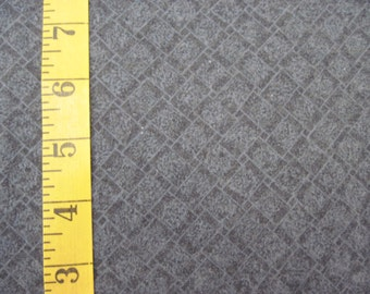 Blue/Gray Flannel Cozy Cottons II by Thimbleberries for RJR 1 1/2 yd