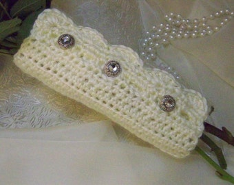 Crochet Bouquet Wrap, Bridal Wrap, Floral Wrap, Hand Crochet, Lace, Victorian, Hand Crochet, Cream, Ready to ship