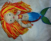 Sunny and Bright Mermaid Seeks Home Where the People are