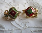 Vintage Christmas Ornaments Scatter Pins