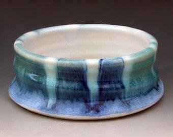 SMALL DOG BOWL #27 - Cat Bowl - Small Pet Bowl - Cat Dish - Pet Dish - Pet Feeder - Ceramic Cat Bowl - Studio Pottery